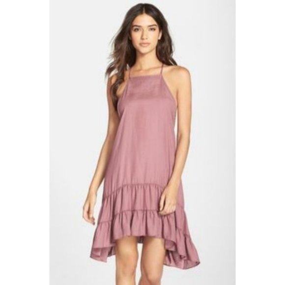 Intimately Free People Sensual Raven Slip Dress